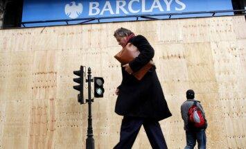 Bankai 'Barclays' ASV piemēro 453 miljonu dolāru sodu par manipulācijām ar cenām