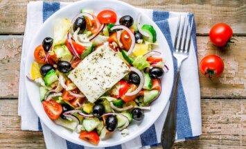Atvaļinājumu gaidot: 12 receptes garšu ceļojumam uz saulaino Grieķiju