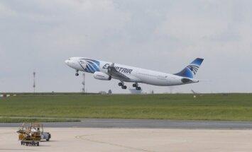 Francijas izmeklēšana neapstiprina 'EgyptAir' lidmašīnas uzspridzināšanas versiju