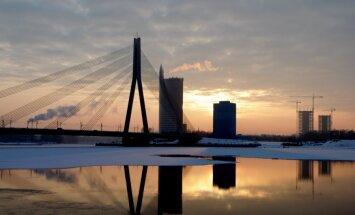 Vanšu tilta rekonstrukcija sāksies jau rudenī, sola Ušakovs
