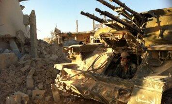 Ķīmisko ieroču izmantošanas gadījumā Francija neizslēdz spēka pielietošanu pret Sīriju