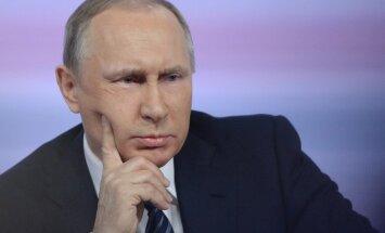 Эксперты подводят итоги 2015-го: как Путин сражается за новый мировой порядок