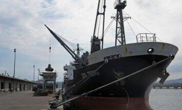 ASV veidos koalīciju Ziemeļkorejas naftas kuģu izsekošanai