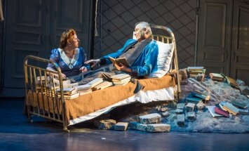 Foto: Piektdien pirmizrādi piedzīvos Artura Maskata opera 'Valentīna'
