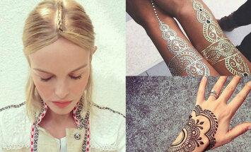 Стильные и модные идеи для волос и мейкапа для летних фестивалей