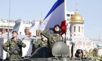 ES nosaka sankcijas vēl pret 13 Krievijas pilsoņiem un 2 Krimas uzņēmumiem
