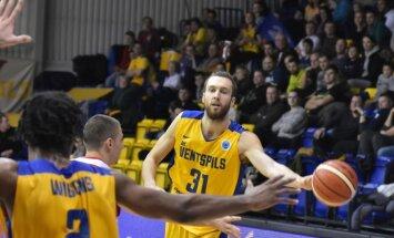 'Ventspils' apstiprināta kā jaunizveidotās basketbola Čempionu līgas pamatturnīra dalībniece