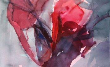 Rēzeknes 'Gorā' izstādīs Anitas Melderes akvareļu kolekciju 'Es esmu'