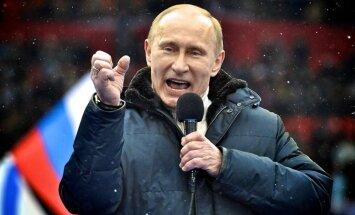 Putins sola būt bezpartejisks prezidents