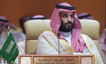 Saūda Arābija sola atbildēt uz 'jebkuru rīcību' Hašogi lietā