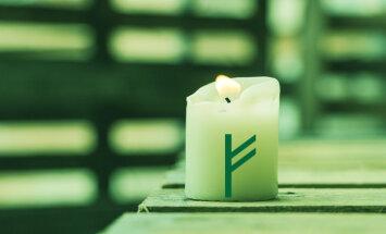 Zaļā naudas svece – pārticības talismans: izmēģini, vai tā darbojas!