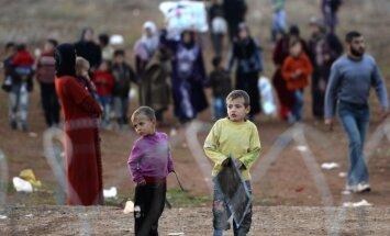Bēgļu krīze: Latvija līdz rudenim Turcijai pārskaitīs miljonu eiro
