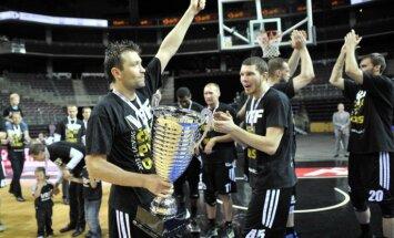 'VEF Rīga' nākamās sezonas VTB līgas apakšgrupā spēkosies ar pašreizējiem čempioniem Maskavas CSKA