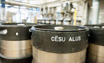 Valdība var zaudēt 50 miljonus, pārspīlējot ar akcīzes nodokli, norāda 'Cēsu alus'