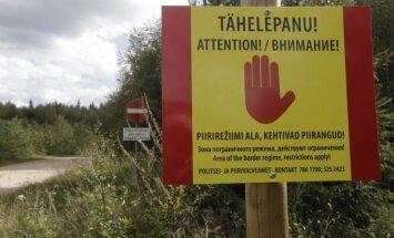 Kartogrāfs: Igaunijas un Krievijas robeža nav precīzi noteikta