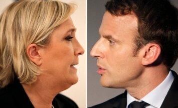 """Ле Пен хочет сделать Европу """"красочной"""", а Макрон — наказать санкциями Польшу"""