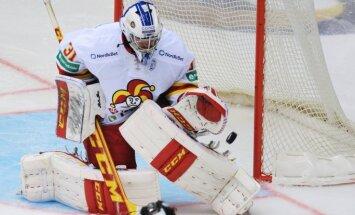 KHL izvēlējušies otrās nedēļas labākos hokejistus