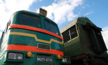 'Daugavpils lokomotīvju remonta rūpnīca' turpina darbu; cer uz eksporta garantijām