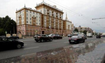 Maskava pieprasa ASV samazināt diplomātisko personālu Krievijā