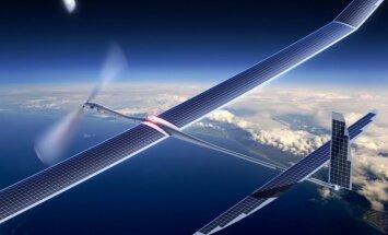 'Google' iegādājas bezpilota lidaparātu ražotāju