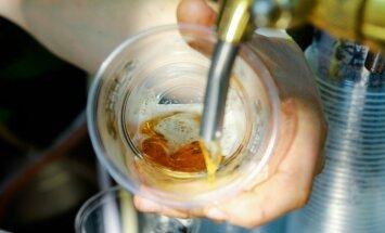 Pirms Jāņiem alus pieprasījums audzis pat par 41%
