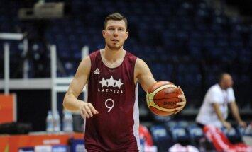 Latvijas basketbolisti tomēr neaizvadīs pārbaudes spēli pret Ukrainu