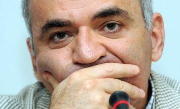 Krievijas sporta klubs no grāmatas dzēš šaha lielmeistara un Putina kritiķa Kasparova vārdu