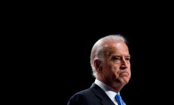 ASV viceprezidents draud 'Islāma valsts' kaujiniekiem 'sekot līdz elles vārtiem'
