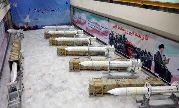 Irāna ievēro kodolvienošanās ierobežojumus, apliecina Starptautiskā Atomenerģētikas aģentūra