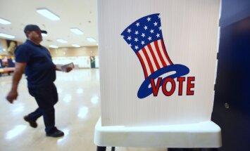 Laikraksts: Krievija Trampa labā iejaukusies ASV prezidenta vēlēšanās