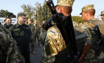 Pie Mariupoles iznīcināti trīs Krievijas tanki