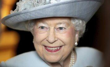Foto: Lielbritānijas karaliene Elizabete II svin 92. dzimšanas dienu