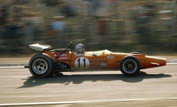 Pasaules autosporta dižciltīgie. 'McLaren' - 50