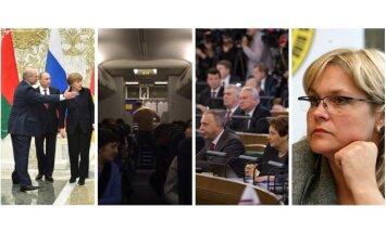 Trauslais Ukrainas pamiers, tracis 'Ryanair' reisā, deputātu 100 dienu darbi un slepus izseko KNAB vadītāja vietnieci