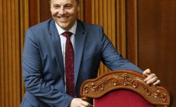 Ukrainas parlamenta spīkers aicina pastiprināt sadarbību Baltijas–Melnās jūras formātā
