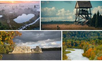 Latvija ir visskaistākā: septiņas idejas rudenīgai atpūtai klasiskās vietās