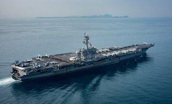 США посылают к берегам Кореи второй авианосец