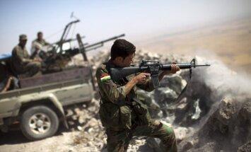 'Islāma valsts' zaudējusi kontroli pār 25% līdz 30% Irākā sagrābtās teritorijas