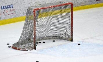 Latvijas klubu hokeja izlase Baltijas Izaicinājuma kausā grauj Ukrainas U-20 valstsvienību