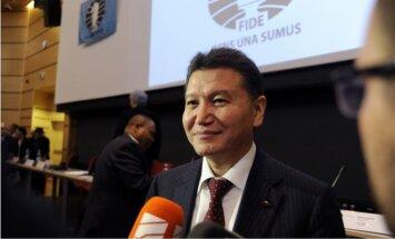 Skandāls Starptautiskajā Šaha federācijā: Iļumžinovs gatavs tiesāties ar FIDE pārstāvjiem
