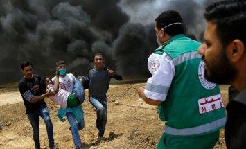 ANO: vainīgie par cilvēktiesību pārkāpumiem Gazas joslā jāsauc pie atbildības