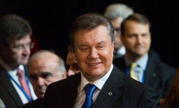 Бывшего президента Януковича на Украине могут судить годами