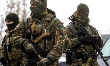 Ukraina ierosina krimināllietas pret aizturētajiem Krievijas robežsargiem