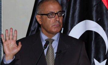 Lībijas premjers atbrīvots no gūsta