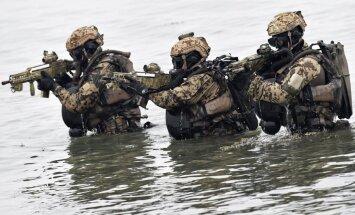 Vācijas armija palielinās savu personālsastāvu līdz 198 tūkstošiem karavīru