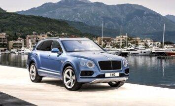 'Rolls-Royce' šefs: 'Bentley Bentayga' ir vienkārši maskēts 'Audi Q7'