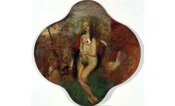 100 dārgumu mākslas muzejā: Georga Šenberga 'Jaunība'