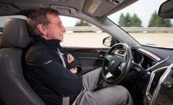 Arī 'Cadillac' strādā pie autopilota sistēmas