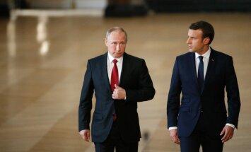 Francija un Krievija kopīgi piegādās humāno palīdzību Sīrijai