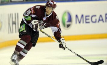 Rīgas 'Dinamo' pirmās mājas spēļu sērijas pēdējā mačā tiekas ar 'Amur' komandu